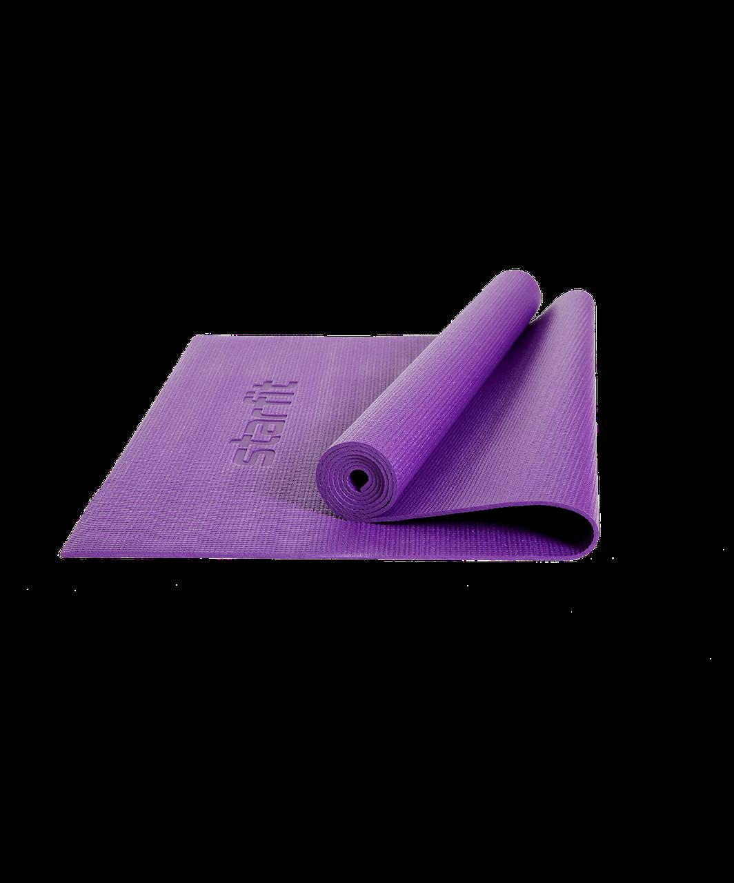 Коврик для йоги и фитнеса FM-101 0,4см
