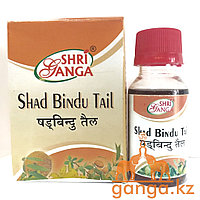 Шадбинду масло при инфекционных заболеваниях носа (Shadbindu tail SHRI GANGA), 50 мл