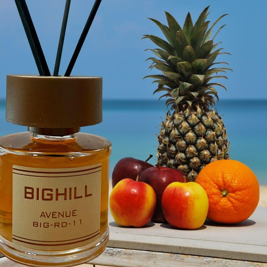 BIG RD 11 Avenue 120 ml парфюмированный диффузор BIGHILL