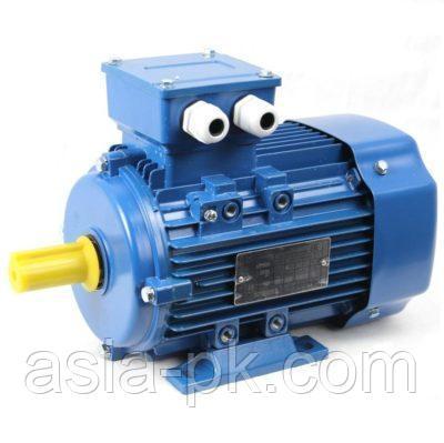 Электродвигатель АИР112М4 Б01У2 IM1081 220-380В IP55 5.5кВт