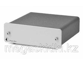 Фонокорректор Pro-Ject Phono Box DC Серебро