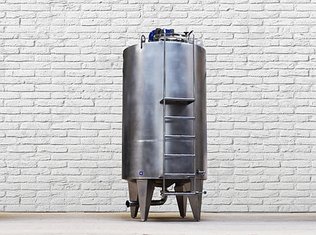 Ёмкости для хранения и сквашивания молока Я1-ОСВ, фото 2