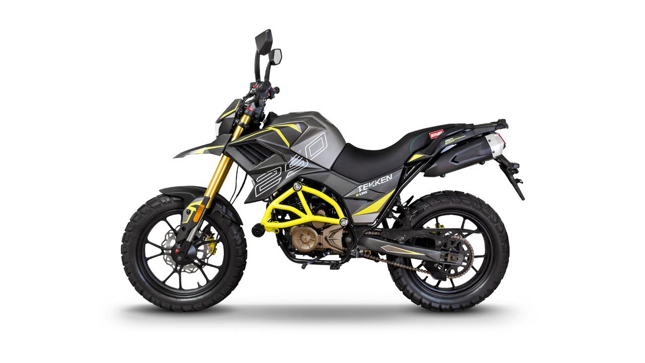 Мотоцикл TEKKEN R LINE 250