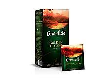 Чай Greenfield Golden Ceylon черный цейлонский, 25 пакетиков