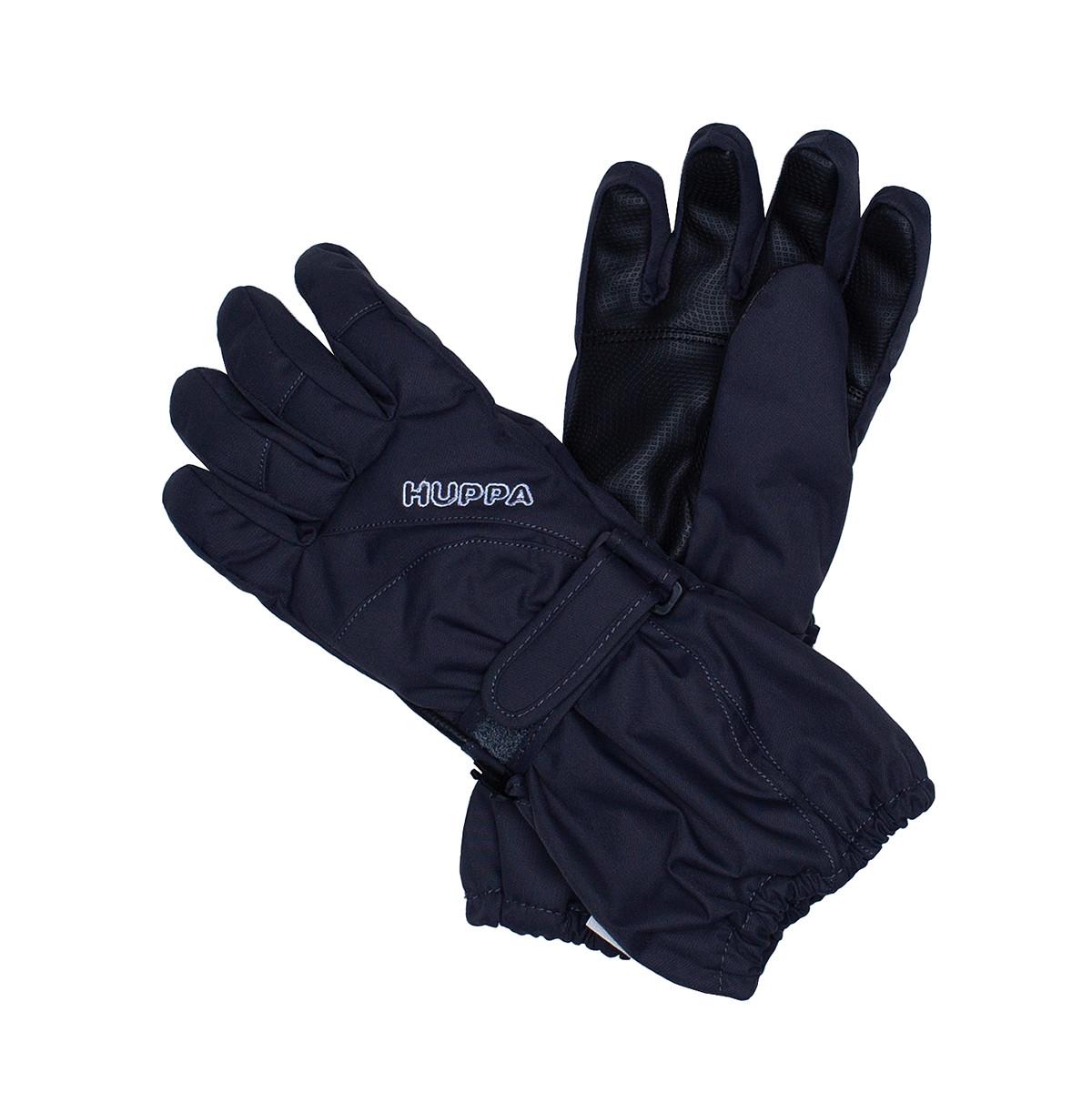 Перчатки для мужчин Huppa JOSH, темно-серый