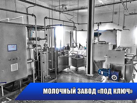 Молочный завод. Линия переработки молока напрямую от производителя!, фото 2