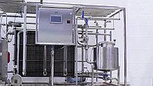 Пастеризатор молока / сока / пива / вина / меланжа (пластинчатый), фото 2