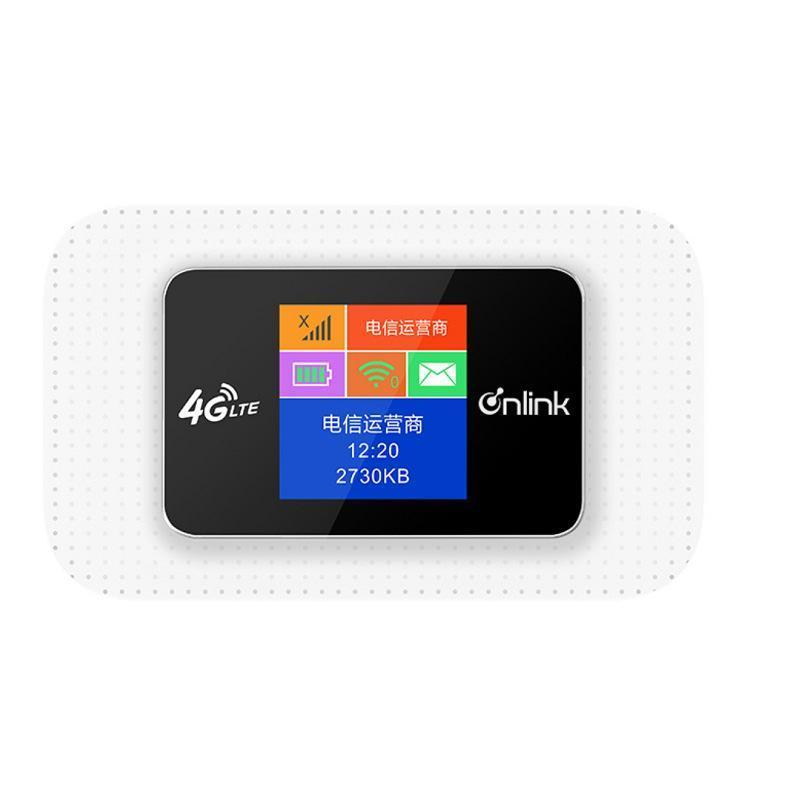 Карманный Wi-Fi роутер D523