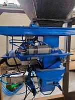 Весовой дозатор гравитационный для фасовки в открытые мешки