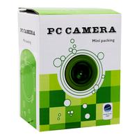Веб-Камера с микрофоном Pc Camera Mini Packing