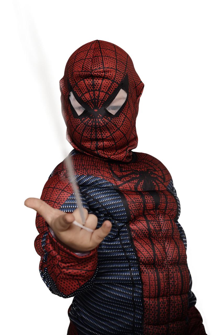 Костюм Человек паук 3, S (100-110)