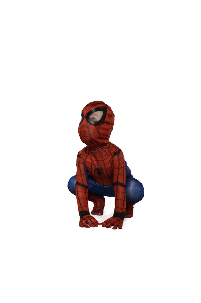 Костюм Человек паук 2, M (110-125)