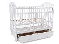 Кровать детская Tomix Laura белый