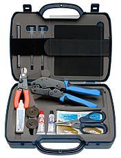 HT-K3032 - Набор инструментов для монтажа оптических коннекторов, фото 2