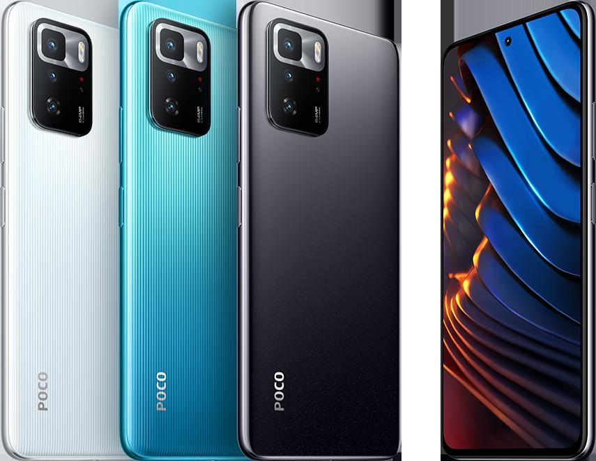 POCO X3 GT 8/256GB Blue