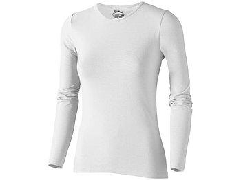 Футболка женская Curve с длинным рукавом, белый