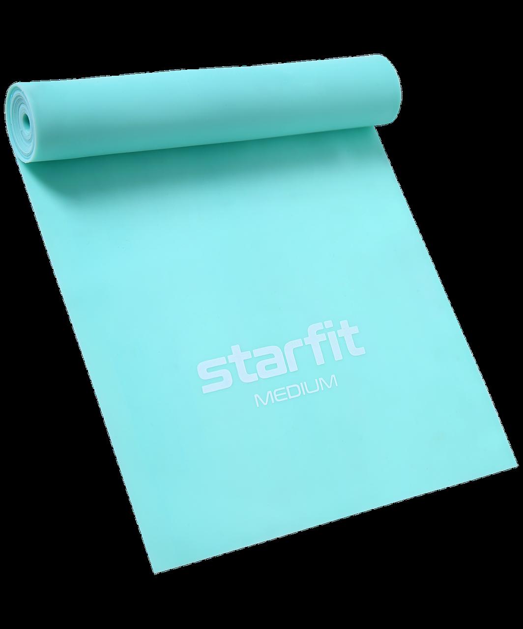 Лента для пилатеса ES-201  мятный Starfit