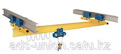 Кран мостовой электрический однобалочный подвесной 1т, 2т, 3,2т, 5т, 10т