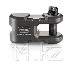 Шакл / соска Sidewinder Gunmetal 8000 кг - WARN