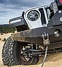 Шакл / соска Sidewinder Gunmetal 8000 кг - WARN, фото 2