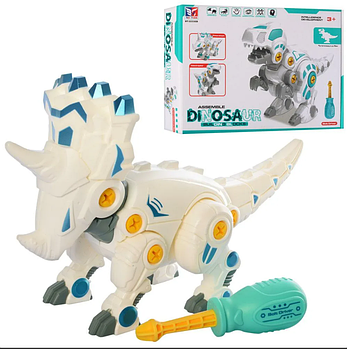 Bt-2233Ea Динозавр констр. Разбирайка Building Blocks 26*19см