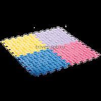 Массажный коврик «Волшебные камешки», мягкий, для детей