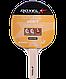 Набор для настольного тенниса Hobby Start, 2 ракетки, 3 мяча Roxel, фото 2