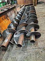 Производство шнэков в Караганде (шнэковый винтовой конвейер), фото 3