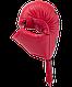 Накладки для карате Kick Red, к/з KSA, фото 3