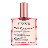 Масло сухое 100 мл HUILE PRODIGIEUSE® FLORALE NUXE