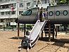 Детский игровой комплекс «Аэроплан» ДИК 2.03.4.04 H=1200, фото 8