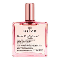 Масло сухое 50 мл HUILE PRODIGIEUSE® FLORALE NUXE