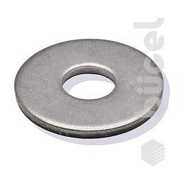 Шайба плоская усиленная DIN 9021 (ГОСТ 6958-78) оцинкованная
