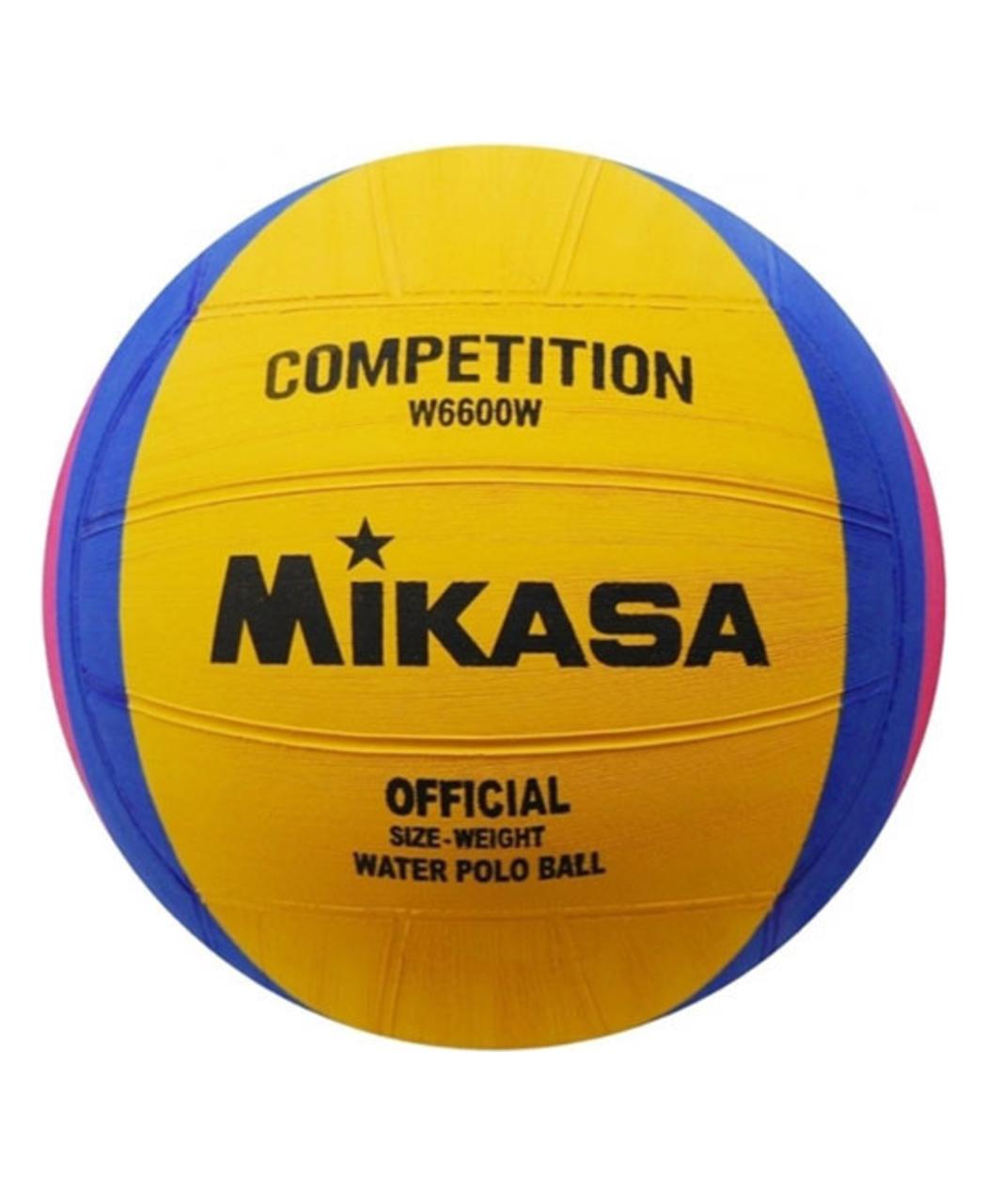 Мяч для водного поло W 6600W Mikasa