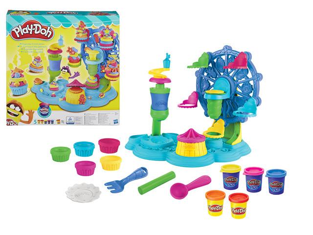 "Hasbro Play-Doh ""Карнавал сладостей"""