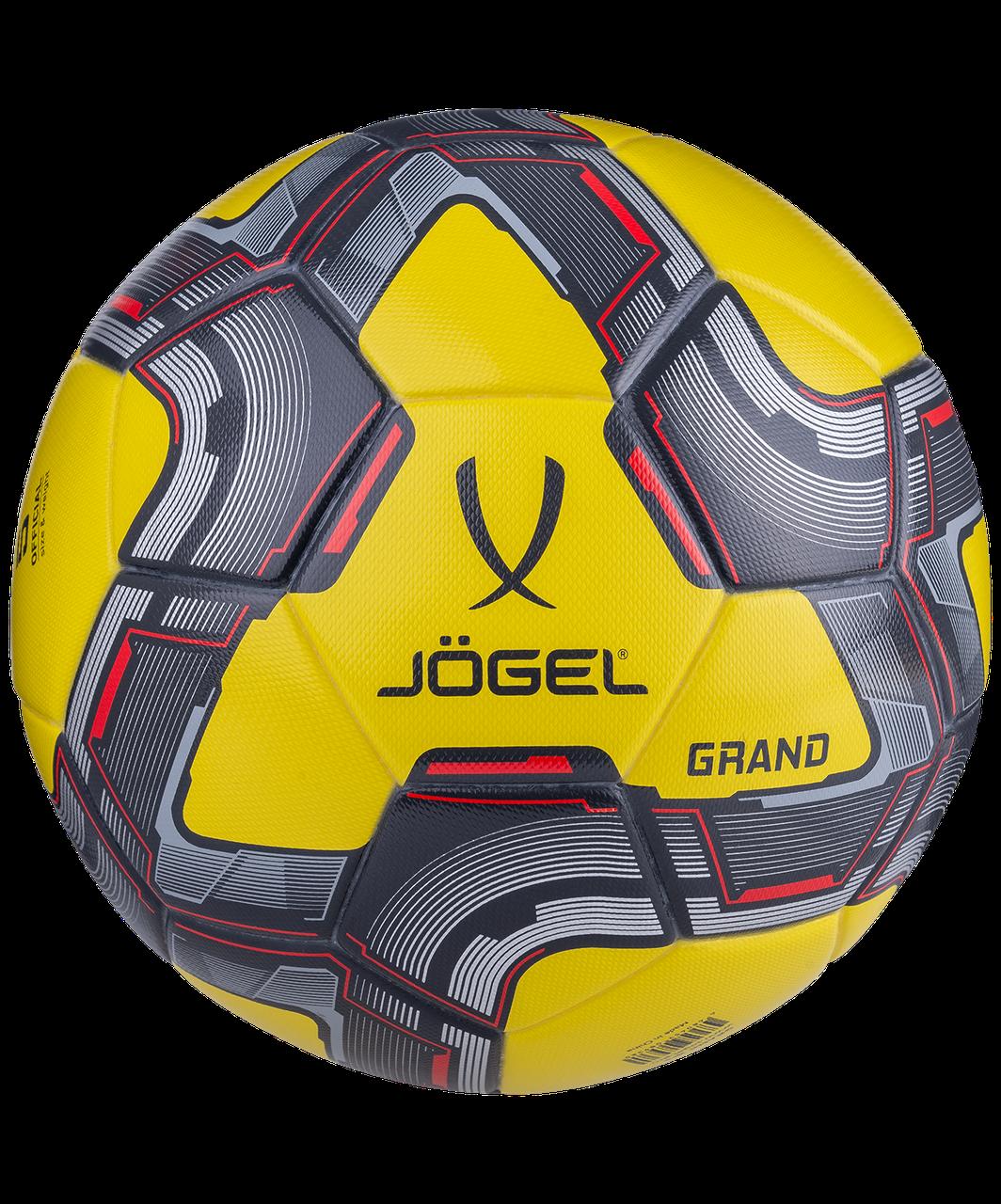 Мяч футбольный Grand №5 Jögel