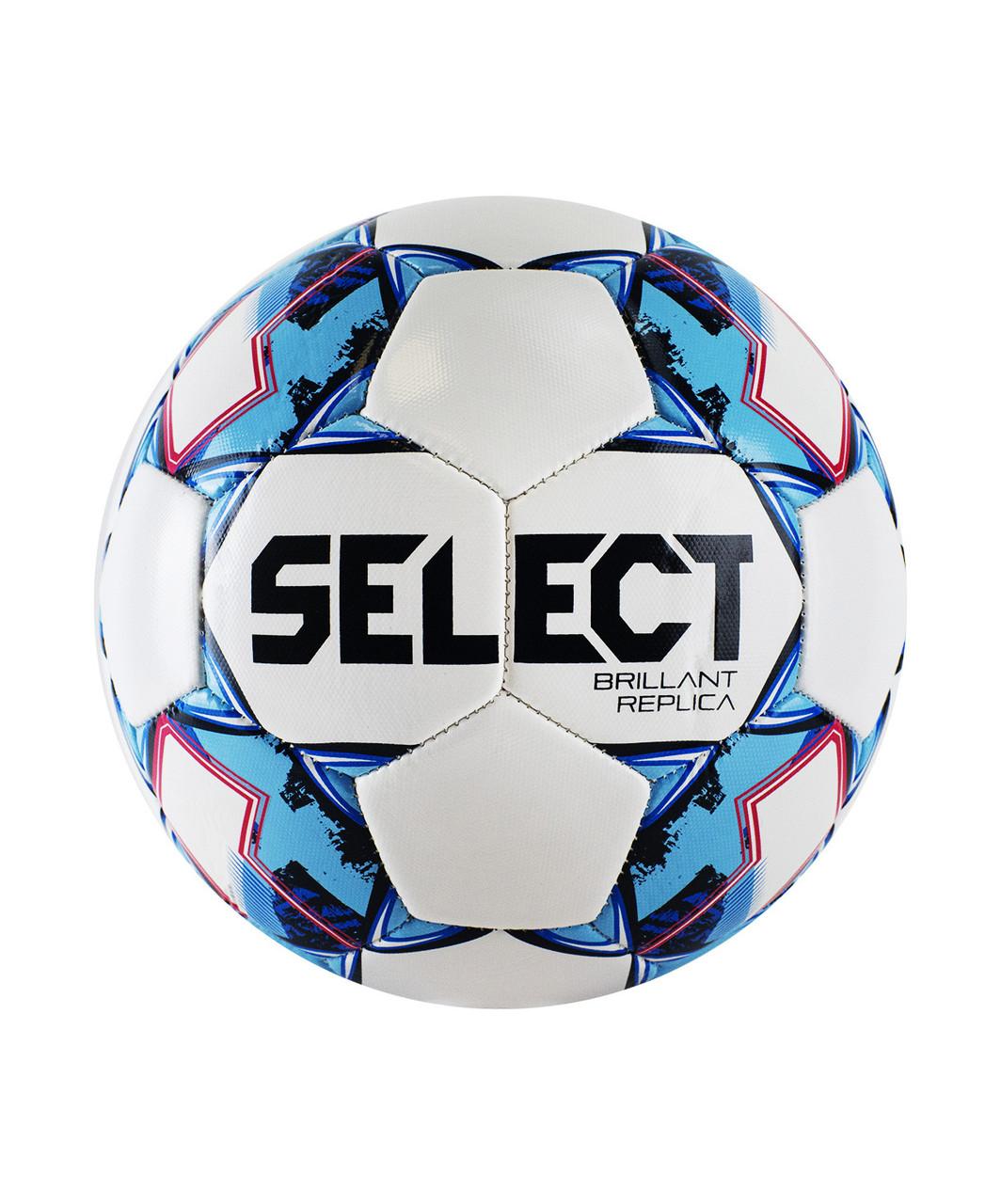 Мяч футбольный BRILLANT REPLICA, №5,  Select