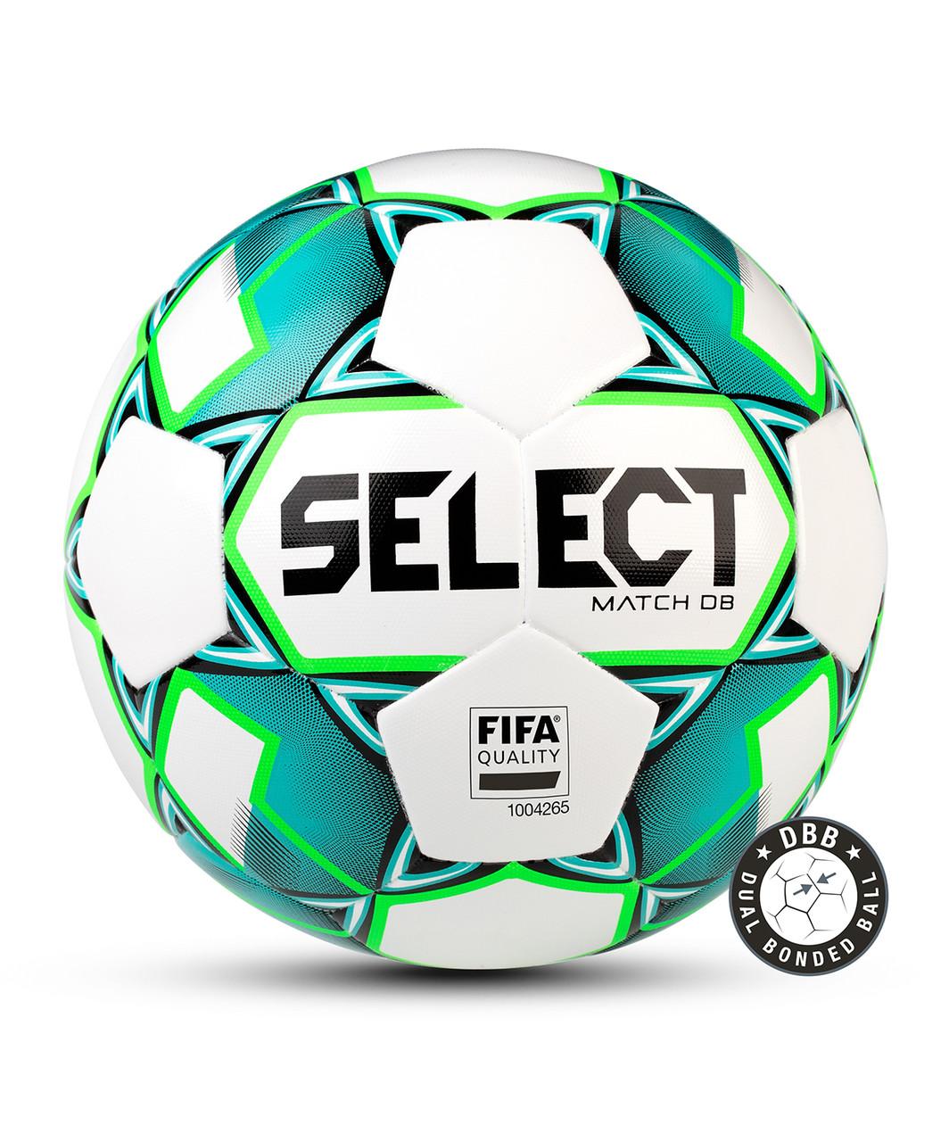 Мяч футбольный MATCH , №5, Select