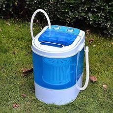 Портативная стиральная мини машина, фото 3