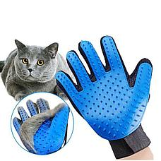 Перчатка для вычесывания шерсти True Touch (Тру Тач), фото 3