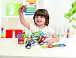 Детский магнитный конструктор 44 предмета, фото 4