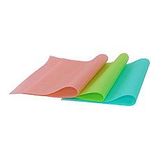 Антибактериальные коврики для холодильника 4 шт. цвет голубой, фото 2