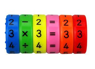 Магнитная головоломка для обучения математике, фото 2