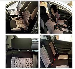 Чехлы на автомобильные кресла (полный набор), фото 3