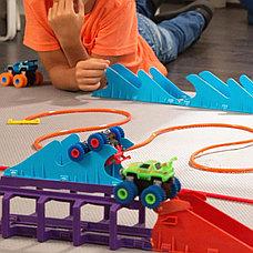 Игрушечный набор с машинкой Монстр Трак, фото 2
