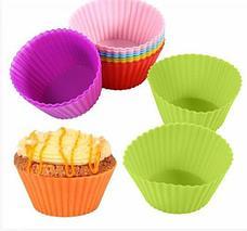 Набор форм для кексов 10 шт, фото 3
