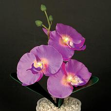 Декоративная композиция-вазон Орхидеи, фото 3
