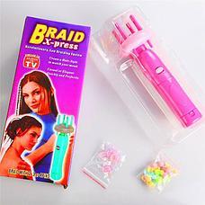 Машинка для плетения косичек (жгутиков) Braid X-Press, фото 3