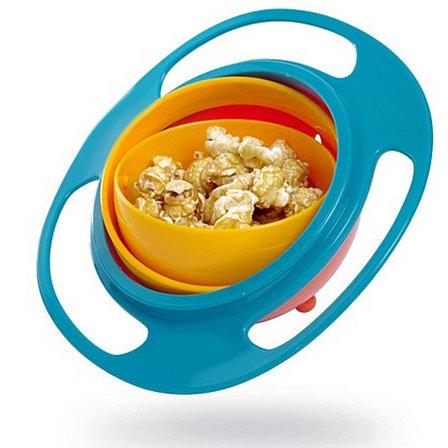 Тарелка-непроливайка Gyro Bowl, фото 2