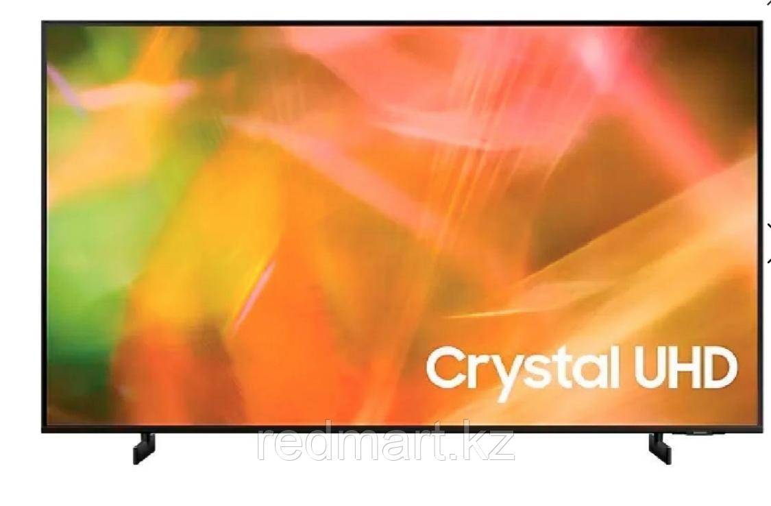 Телевизор Samsung UE43AU8000UXCE 109 см черный